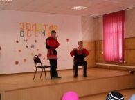 Подробнее: Праздничный концерт посвященный дню пожилых людей 01.10.2015г.